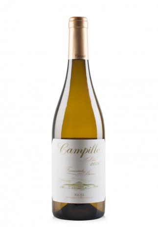 Vin Campillo Blanco DOC Rioja, Barrel Fermented 2016 (0.75L)