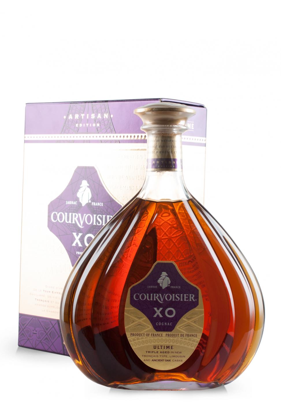 Cognac Courvoisier Artisan Edition XO Ultime (0.7L)
