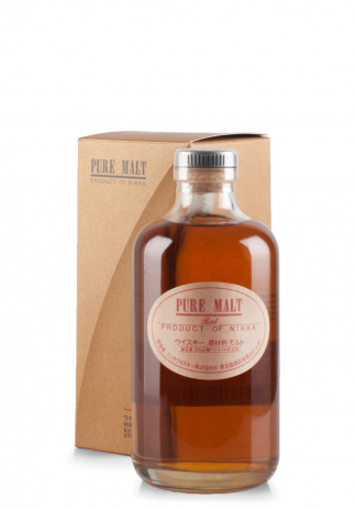 Whisky Nikka Pure Malt Red (0.5L) Image