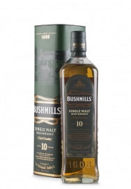 Whisky Bushmills, 10 Year Old Single Malt (0.7L)