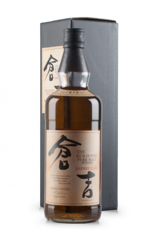 Whisky The Kurayoshi Pure Malt Sherry Cask (0.7L) Image