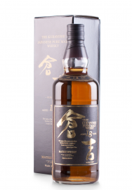 Whisky The Kurayoshi Pure Malt 18 ani (0.7L)