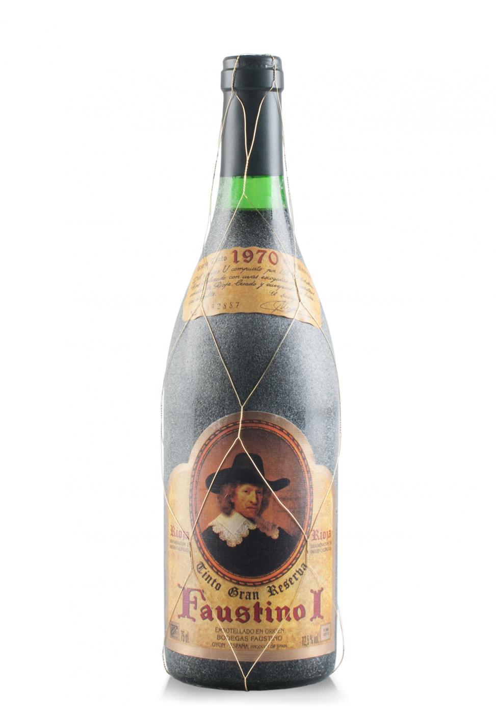 Vin Bodegas Faustino I Gran Reserva 1970, DOCa Rioja (0.75L)