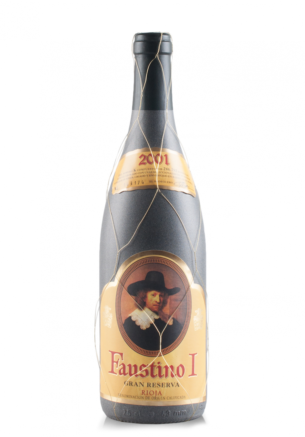 Vin Bodegas Faustino I Gran Reserva 2001, DOC Rioja (0.75L)
