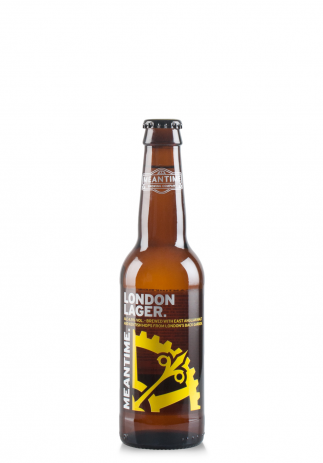 Bere Meantime London Lager (12 x 0.33L) (3466, MEANTIME LONDON LAGER)