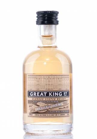 Whisky Great King Street by Compass Box, Artist's Blend (0.7L) Image