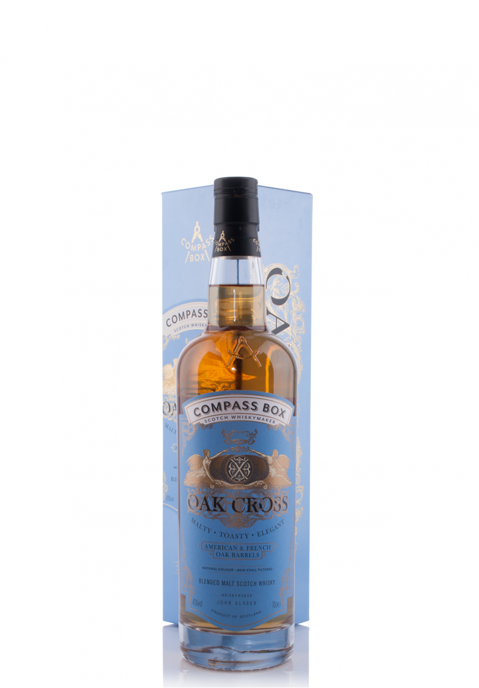 Whisky Compass Box Oak Cross (0.7L)