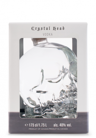 Vodka Crystal Head (1.75L) (3319, VODKA CRYSTAL HEAD)