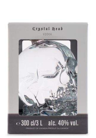 Vodka Crystal Head (3L) (2553, VODKA CRYSTAL HEAD)