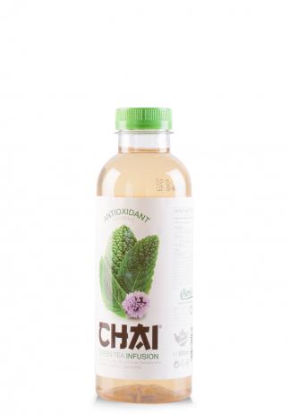 Merlin's CHAI, Infuzie de ceai verde (Bax 6 st x 600ml) (3512, CHAI VERDE)
