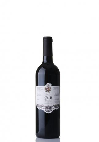Vin Ana Moft la Cub, AOC Cotes de Bordeaux 2016 (0.75L) (3917, COLECTIA DOAMNELE)