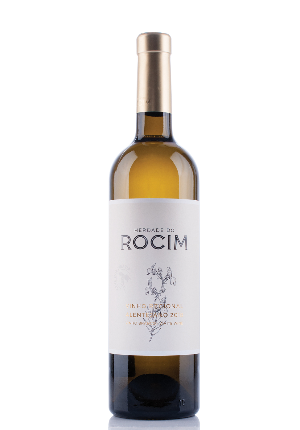 Vin Herdade do Rocim alb 2018 (0.75L)