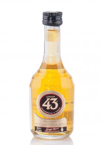Licor 43 Cuarenta y Tres (0.05L) Image