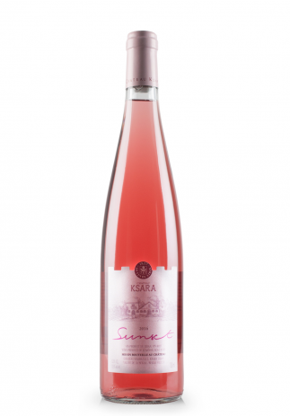 Vin Chateau Ksara, Vallee de La Bekaa, Sunset Rose 2019 (0.75L)