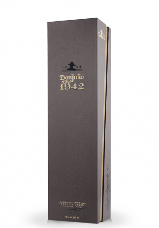 Tequila Don Julio 1942 + GB (0.7L) (3991, TEQUILA MEXIC)