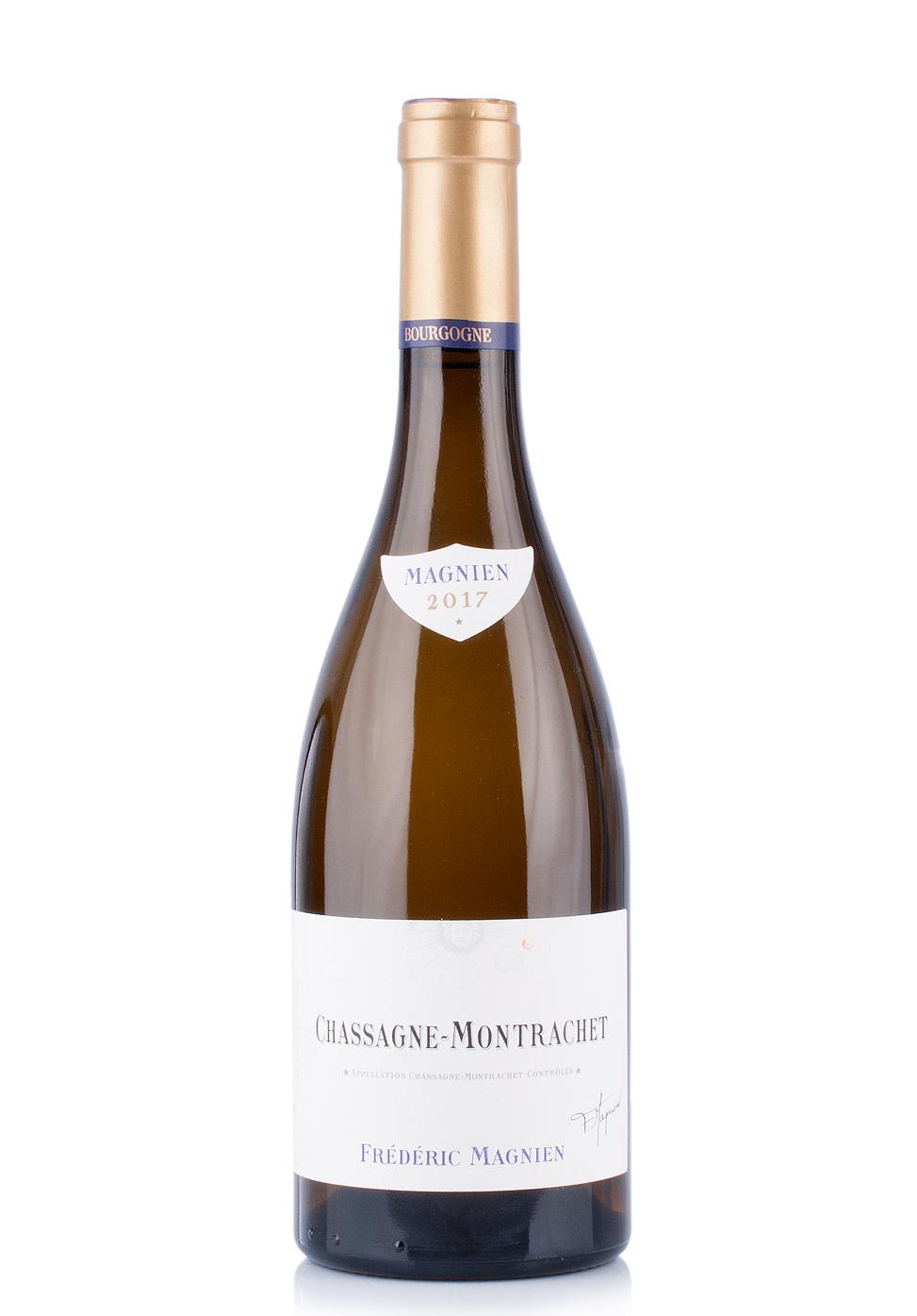 Vin Frederic Magnien Chassagne Montrachet 2017 (0.75L)