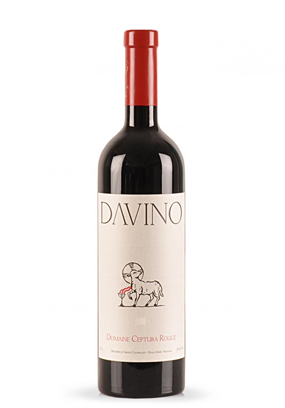 Vin Davino, Ceptura Rosu 2015 (0.75L)