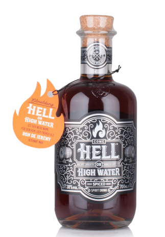 Rom Hell or High Water Spiced (0.7L) Image