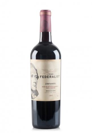 Vin The Federalist Lodi Zinfandel 2019 (0.75L) Image