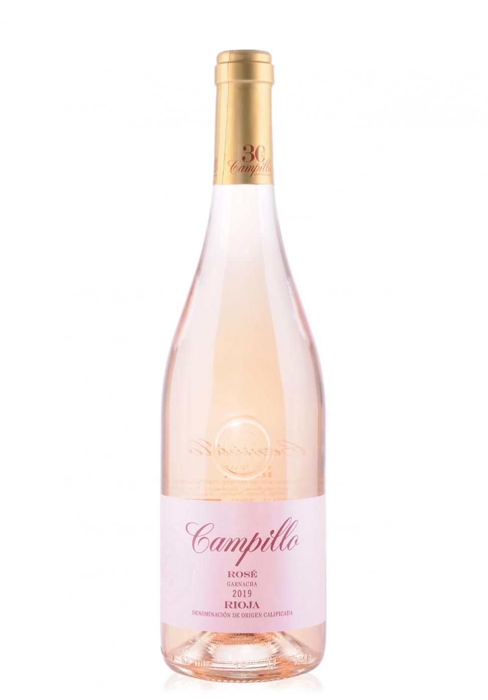 Vin Campillo Rose Garnacha, Doca Rioja 2020 (0.75L)