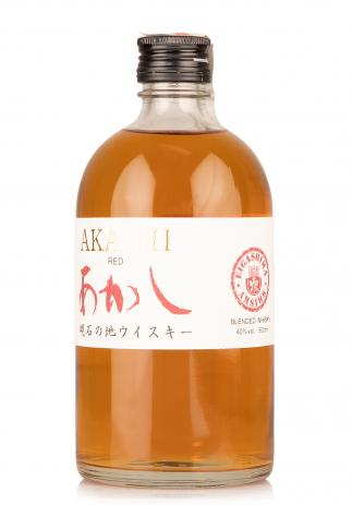 Whisky Akashi Red Blended (0.5L) Image