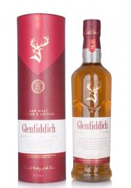 Whisky Glenfiddich Malt Masters Edition + cutie (0.7L)