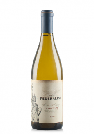 Vin The Federalist Chardonnay, Mendocino County, 2018 (0.75L) Image